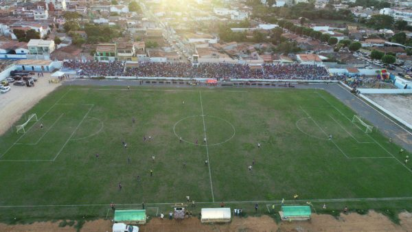 Final do Campeonato Morrense registra recorde de público no estádio!